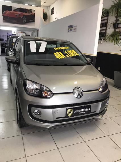 Volkswagen Up Move I-motion 1.0 2017 Único Dono