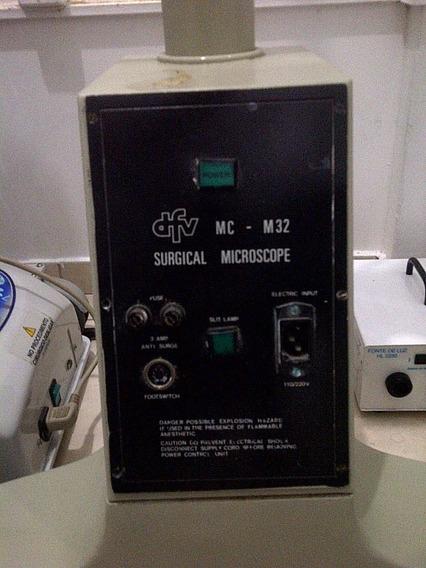 Microscópio Dfv Mc M32