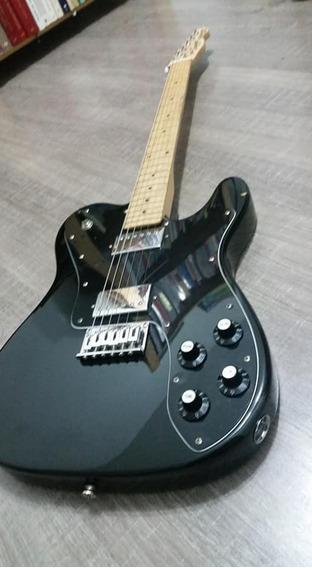 Guitarra Squier Telecaster Custom Aceito Troca