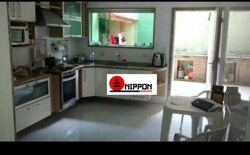 Casa Com 3 Dormitórios À Venda Por R$ 400.000 - Vila Sabatino - Guarulhos/sp - Ca0167