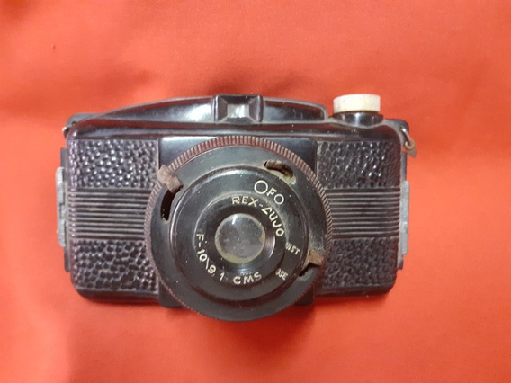 Antiga Câmera Fotográfica Gevaert Acredito Ser 120mm