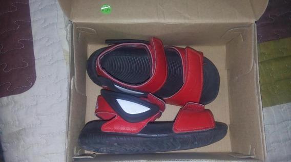 Sandalias adidas Spiderman