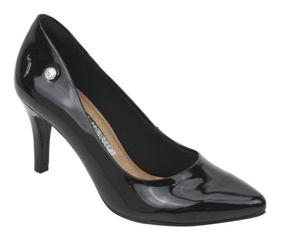 Sapato Scarpin Via Marte 17-12602 Nova Coleção
