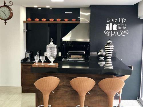 Espetacular Oportunidade, Magnifico Apartamento Mobiliado De Alto Padrão Em Santa Teresinha  - Mi84275