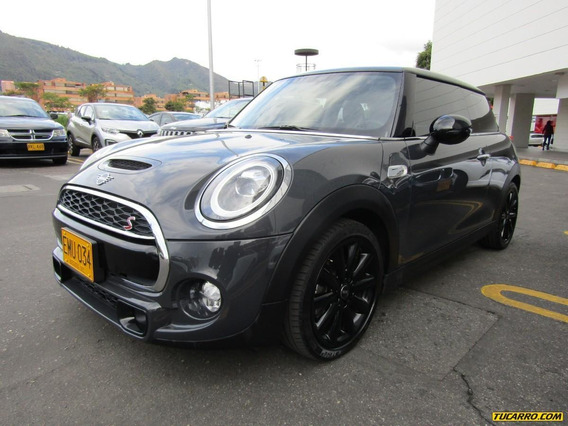 Mini Cooper S Salt Plus