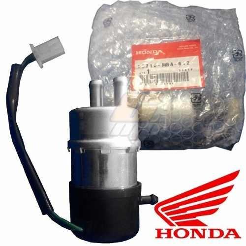 Bomba Shadow 600 Combustivel Gasolina Honda Modelo Original