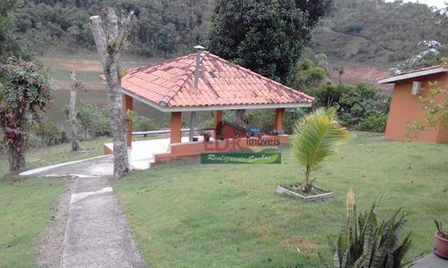 Imagem 1 de 5 de Chácara Com 3 Dormitórios À Venda, 7000 M² Por R$ 470.000,00 - Santana - São José Dos Campos/sp - Ch0665