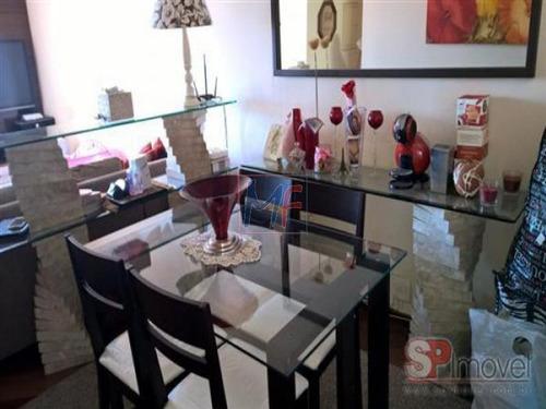 Imagem 1 de 23 de Ref 4401 - Excelente Apartamento No Bairro Vila Anglo Brasileira, Com 2 Dorms, 1 Vaga, 63 M² , Face Norte Sol Na Manha, Próximo Metrô. - 4401