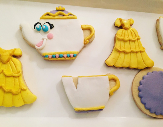 Cookies Personalizadas Bella Y Bestia, Otros