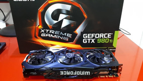 Gtx 980ti Xtreme Gaming Gigabyte