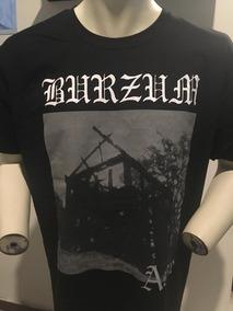 Burzum Aske T-shirt L Merch Official Import