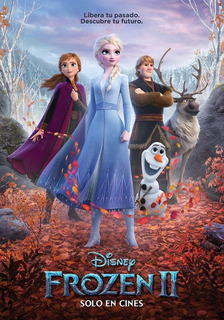 Pelicula Full Hd Frozen 2 Audio Latino 2019 Frozen 2 Hd