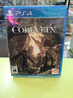 Code Vein Ps4 Físico- Game Sport Chile