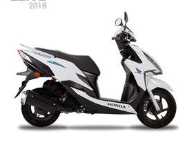 Elite125 Honda 2018 Retira Ya En Motolandia Acassuso