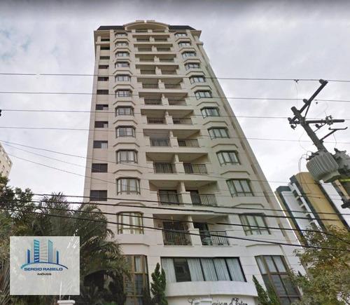 Imagem 1 de 27 de Apartamento Residencial À Venda, Moema, São Paulo. - Ap2601
