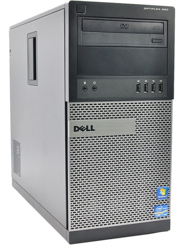 Imagen 1 de 2 de Cpu Barato Dell Optiplex 990 I5 4gb Ram 250gb Hdd Oferta