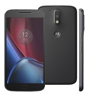 Motorola Moto G4 Plus Dual Xt1640 32gb Vitrine Excelente.
