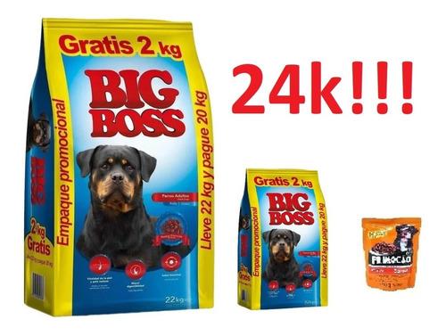 Imagen 1 de 1 de Big Boss Adulto 20k+ 4k Gratis + Sachet+envio Gratis