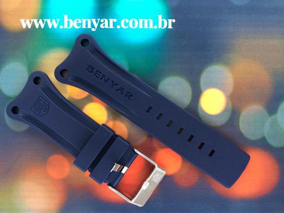 Pulseira Para Relogios Benyar - By-5131 - Azul