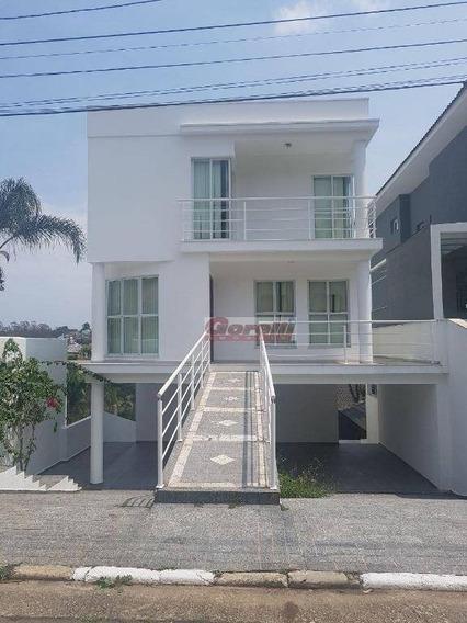 Casa Residencial Para Venda E Locação, Condomínio Arujazinho Iv, Arujá - Ca1033. - Ca1033
