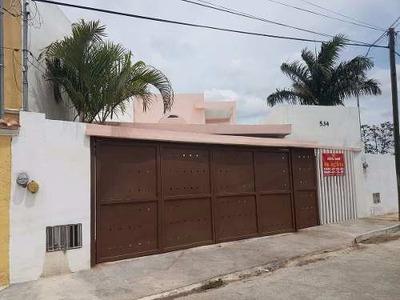 Casa Equipada De 3 Habitaciones En Colonia Maya