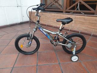 Bicicleta Infantil Olmo Reaktor Rodado 16 Nene Aluminio