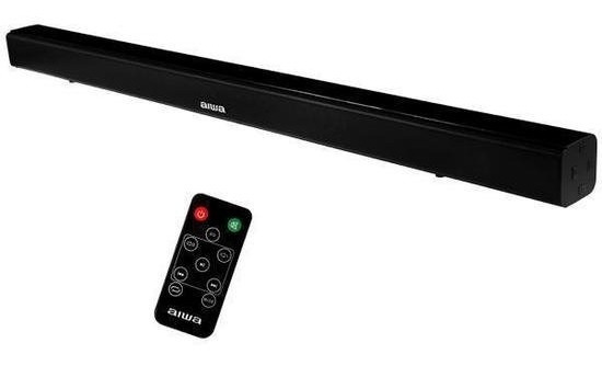 Soundbar Caixa Som 80w Rms Bluetooth/usb/mini Jack 3 Preto