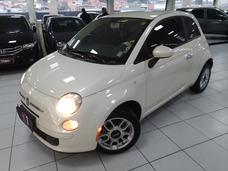Fiat 500 Cult 2012 Mecanico Branco Extremamente Novo