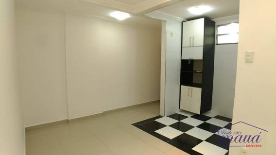 Apartamento 02 Quartos Todo Reformado No Centro De Caxias, Confira! - Ap0119