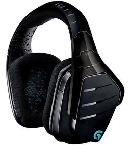 Headset Gamer Logitech G933 Artemis Spectrum Sem Fio Rgb 7.1