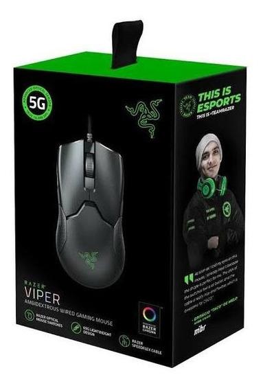 Mouse Razer Viper 5g 16000 Dpi Lançamento Novo Lacrado