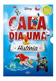 Livro Infantil - Box - Disney - Cada Dia Uma História - Dcl