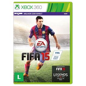 Jogo Fifa15 Xbox360/ Pronta Entrega!