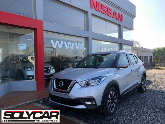 Nissan Kicks 1.6 Advance M/t