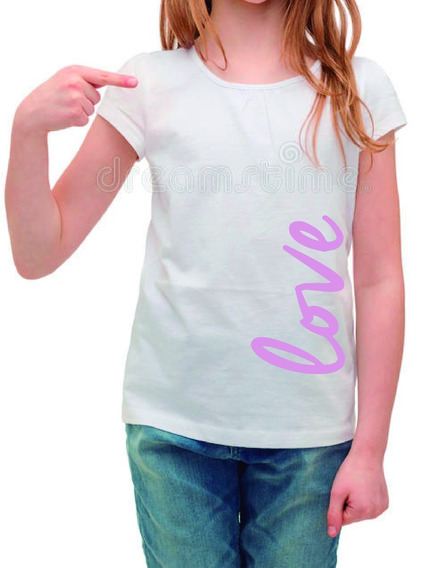 Playera Ñiña Love Amor