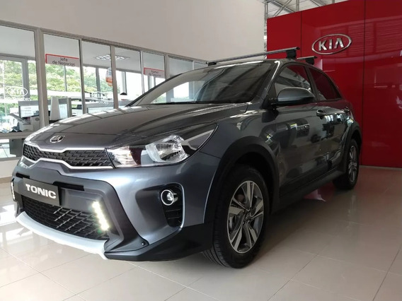 Kia Tonic 1.6 L At. 2021-0km