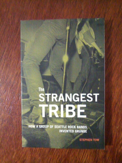 Livro The Strangest Tribe