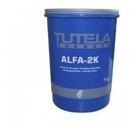 Graxas Automotiva (ambar) Tutela Alfa 2k - 4kg