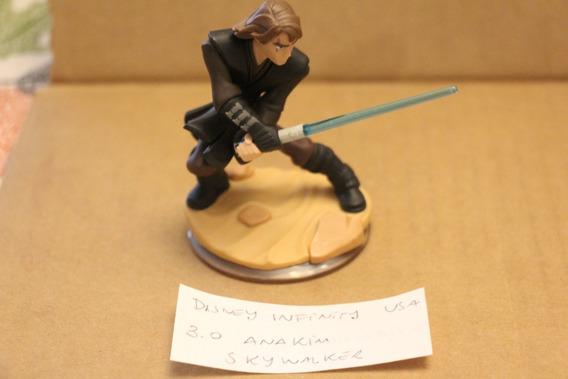 = Disney Infinity Boneco Usa 3.0 Anakim Skywaler Star Wars