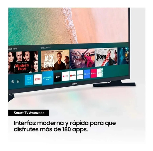 Televisor Smart Samsung 32 Hd T4300 2020 Tdt Envio Gratis