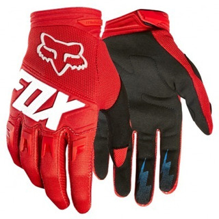 Guantes Fox Racing Rojo Mtb / Enduro / Motocross / Bmx