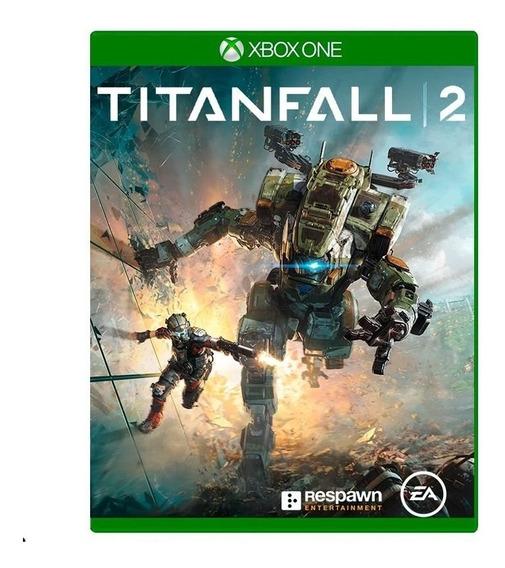 Jogo Xbox One Titanfall 2 Usado, Mídia Física