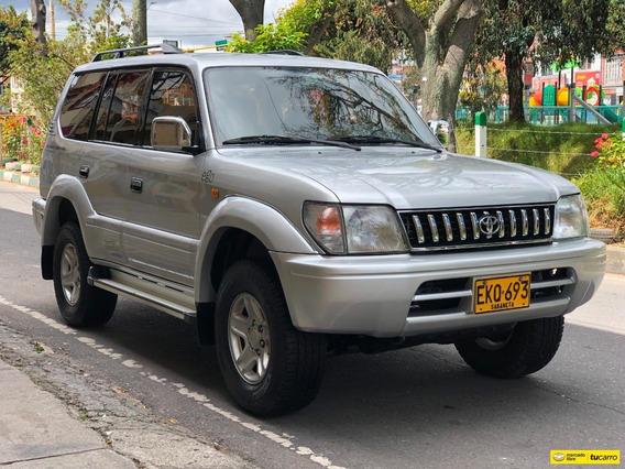 Toyota Prado Vx 4x4 3400icc Mt Aa Ab 7psj