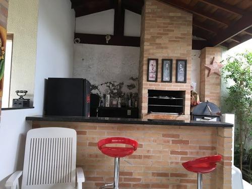 Imagem 1 de 30 de Casa Com 3 Dormitórios À Venda, 270 M² Por R$ 830.000,00 - Vila Molleta - Valinhos/sp - Ca0592