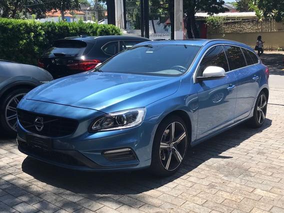 Volvo V60 2.0 T6 R-design Drive-e 5p