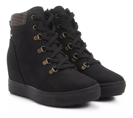 Tênis Bota Sneaker Dakota Salto Embutido G0791 Novidade !!!!