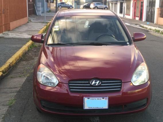 Hyundai Accent 2008, En Perfecto Estado, Un Solo Dueño