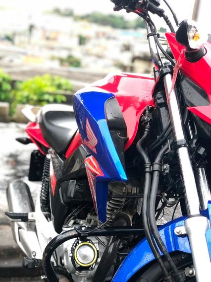 Honda Cg Titan 160 Edição Especial 40 Anos Único Dono