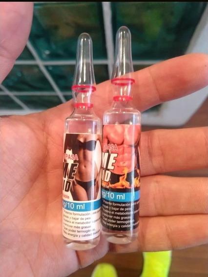 Mesoterapia Xtreme Liquid Para Hombre Y Para Mujer. (10 Amp)