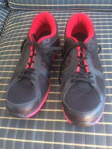 Zapatos Nike Negros Y Rojos Talla Us 10 Eur 44
